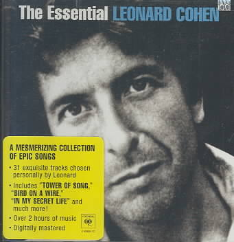 ESSENTIAL LEONARD COHEN BY COHEN,LEONARD (CD)
