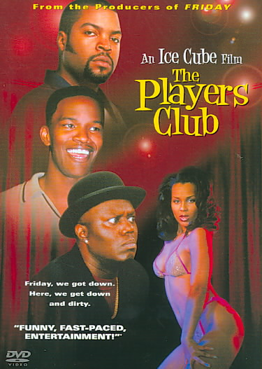 PLAYERS CLUB BY ICE CUBE (DVD)